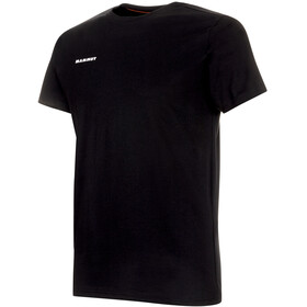 Mammut Seile T-Shirt Herre Black PRT3